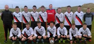 Erris United U17 continue to impress.