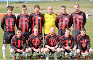 have discovered the kind of form which has eluded them in their recent league outings to progress in round one of the Westaro Cup at sunny Carne Nash.